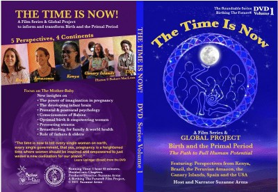 The Time Is Now – Roundtable Series: Volume 1